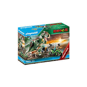 Playmobil Dinos 70632 T-Rex attack