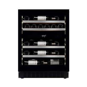 mQuvée WineCave Exclusive 60D Fullglass (Black)