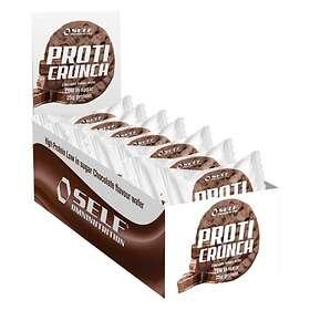 Self Omninutrition Proti Crunch Bar 60g 12st
