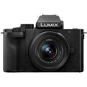 Panasonic Lumix DMC-G100 + 12-32/3,5-5,6 + 35-100/4,0-5,6