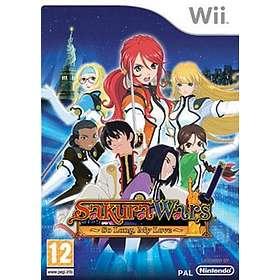 Sakura Wars: So Long, My Love (Wii)