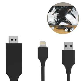 SiGN HDMI Till Lightning Adapter