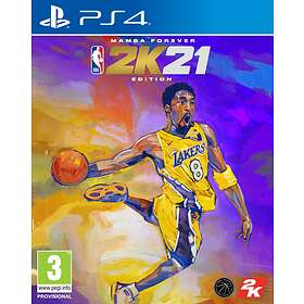 NBA 2K21 - Mamba Forever Edition (PS4)