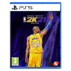 NBA 2K21 - Mamba Forever Edition (PS5)