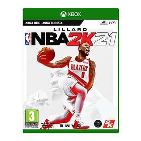NBA 2K21 (Xbox One | Series X/S)