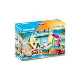 Playmobil Family Fun 70435 Bungalow With Pool