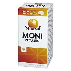 Sana-Sol MoniVitamiini 180 Tabletit
