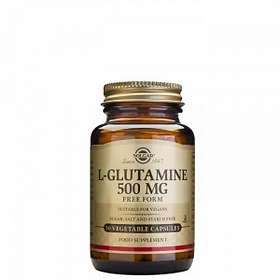 Solgar L-Glutamine 500mg 50 Kapslar