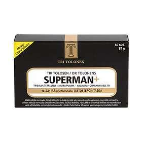 Tri Tolonen Superman 60 Tabletit