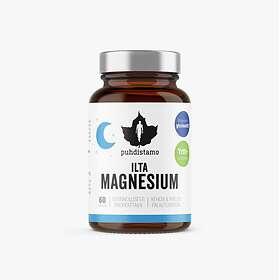 Puhdistamo Ilta Magnesium 60 Kapselit