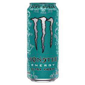 Monster Energy Zero Ultra Fiesta Burk 0,473l