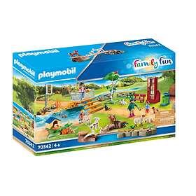 Playmobil Family Fun 70342 Petting Zoo