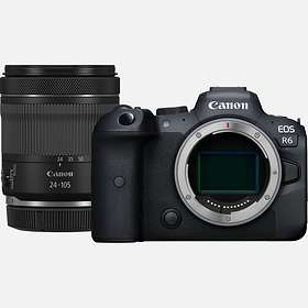 Canon EOS R6 + RF 24-105/4.0-7.1 IS STM