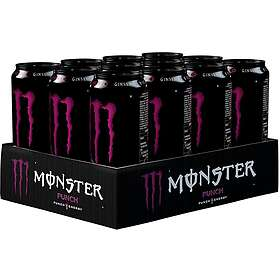 Monster Energy Pacific Punch Burk 0,5l 24-pack