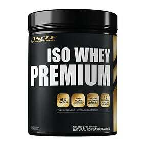 Self Omninutrition Iso Whey Premium 1kg