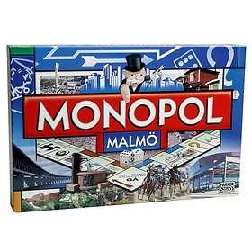 Parker Brothers Monopol: Malmö