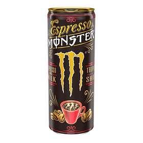 Monster Energy Espresso Burk 0,25l