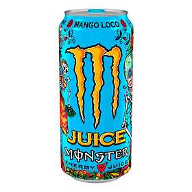 Monster Energy Juice Burk 0,473L 24-pack