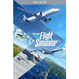 Flight Simulator (2020) - Deluxe Edition (PC)