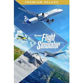 Flight Simulator (2020) - Premium Deluxe Edition (PC)