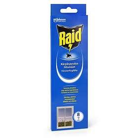 RAID Kärpäspyydys 8kpl