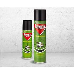 Baygon 2in1 Hyönteisaerosoli