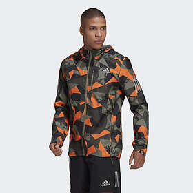 Adidas Own The Run Camo Jacket (Herr)