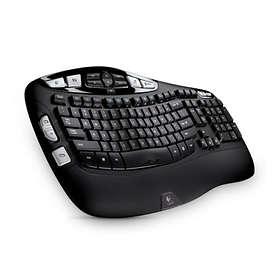 Jämför priser på Logitech Wireless Keyboard K350 (Nordisk ... 2ddddcb614ef3