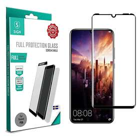 SiGN Full Body Tempered Glass for Huawei P30