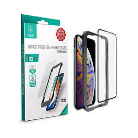 SiGN Full Body Tempered Glass for iPhone X/XS/11 Pro
