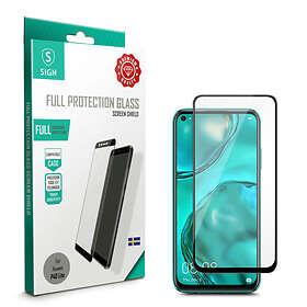 SiGN Full Body Tempered Glass for Huawei P40 Lite