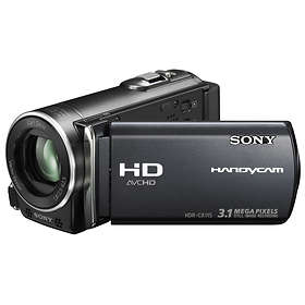 Sony Handycam HDR-CX115E