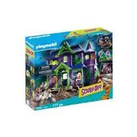 Playmobil SCOOBY-DOO! 70361 Äventyr i spökhuset