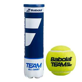 Babolat Team All Court (4 bollar)