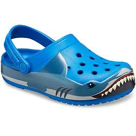 Crocs Fun Lab Shark Band Clog (Unisex)