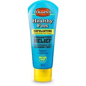 O'Keeffe's Healthy Feet Exfoliating Moisturising Foot Cream 80ml
