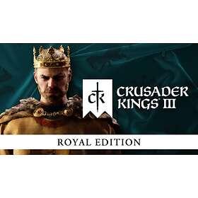 Crusader Kings III - Royal Edition (PC)
