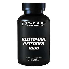 Self Omninutrition Glutamine Peptides 1000 100 Tabletter