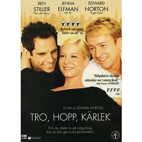 Tro, Hopp, Kärlek