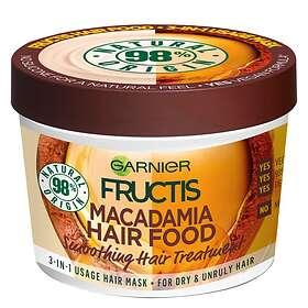 Garnier Fructis Macadamia Hair Food Smoothing Mask 390ml
