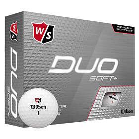 Wilson Duo Soft+ (12 bollar)