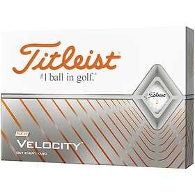 Titleist Velocity (12 bollar)