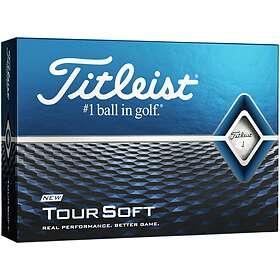 Titleist Tour Soft (12 bollar)