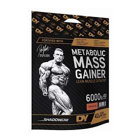 DY Nutrition Metabolic Mass Gainer 6kg