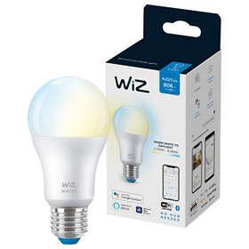 WiZ Smart LED Whites A60 806lm 2700-6500K E27 8W