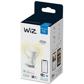 WiZ Smart LED 345lm 2700K GU10 5W (Dimbar)