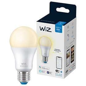 WiZ Smart LED A60 806lm 2700K E27 8W (Kan dimmes)