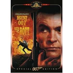 Agent 007 Ser Rött - Special Edition
