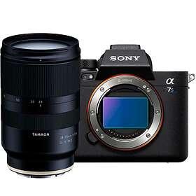 Sony Alpha A7S III + 28-75/2,8 RXD