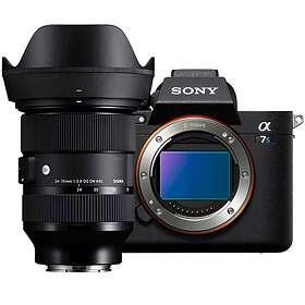 Sony Alpha A7S III + 24-70/2,8 DG